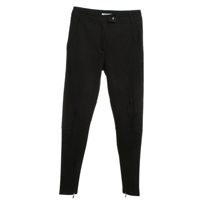 Moschino trousers in black