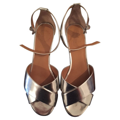Marc by Marc Jacobs Silver colored sandals