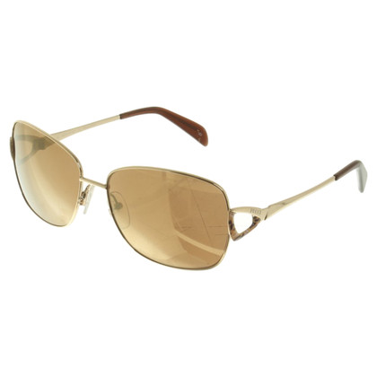 Emilio Pucci Sunglasses with metal frame