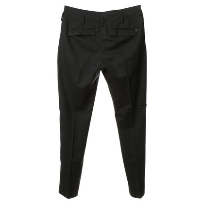 Dondup Wool pants in gray