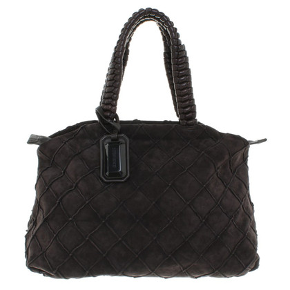 Giorgio Armani Handbag in dark brown