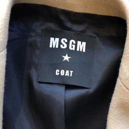 MSGM Cappotto