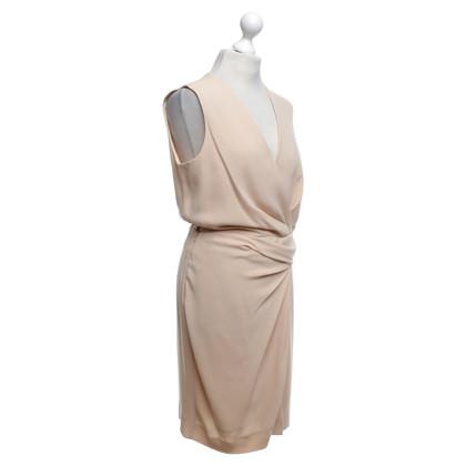 Diane von Furstenberg Dress in Nude
