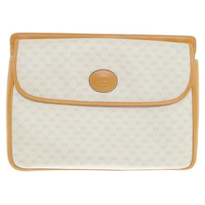 Gucci Canvas shoulder bag