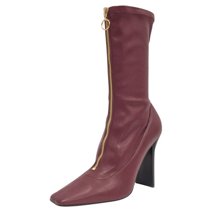 Stella McCartney Boots in Bordeaux