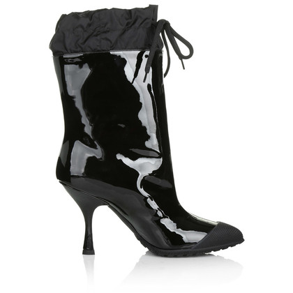 Miu Miu Boots patent leather