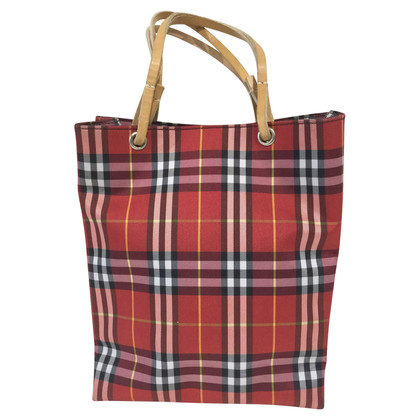 Burberry Red handbag