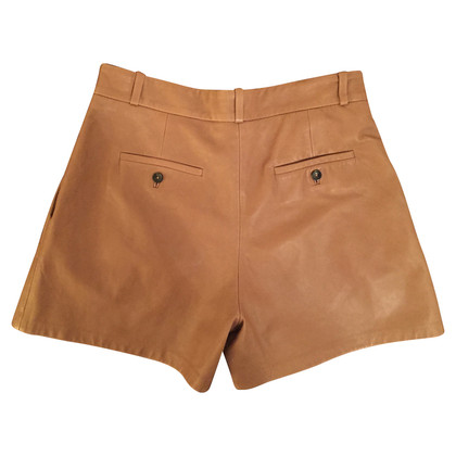Paul Smith Leather shorts