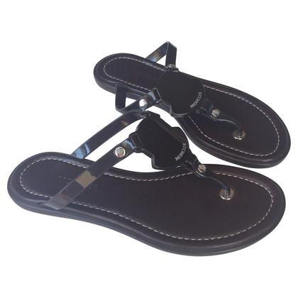 Moncler Stage flip-flops