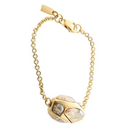 Swarovski Bracelet with gemstones