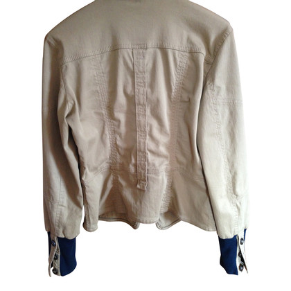 Marc Cain Bomber jacket in beige