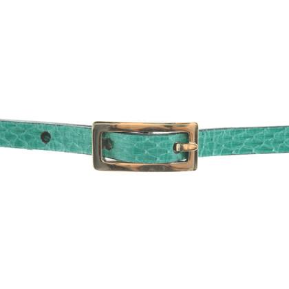 Jimmy Choo Cintura in verde