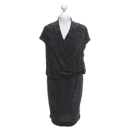 By Malene Birger Dress with zebra pattern