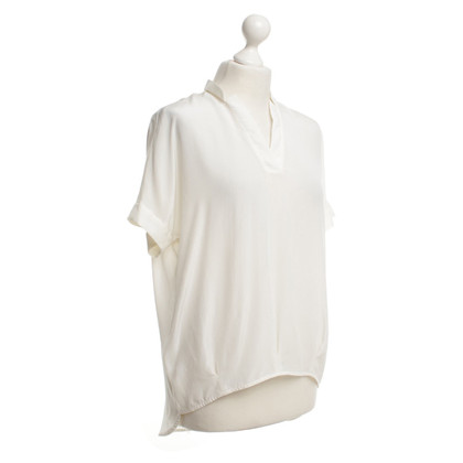 Andere merken Marella - zijden blouse in crème