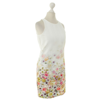 MSGM Dress with floral print