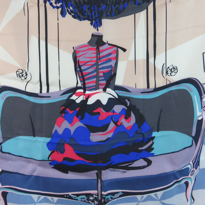 Christian Dior Foulard en soie