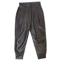 Iris & Ink Pantaloni in pelle