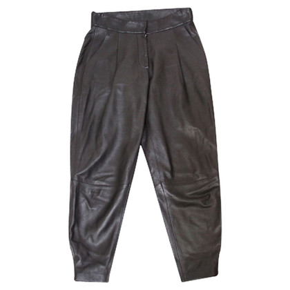Iris & Ink leather pants
