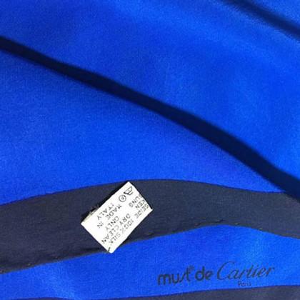 Cartier silk scarf