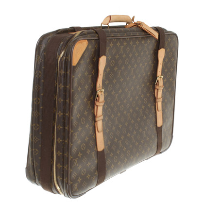 Louis Vuitton Suitcase from Monogram Cavas