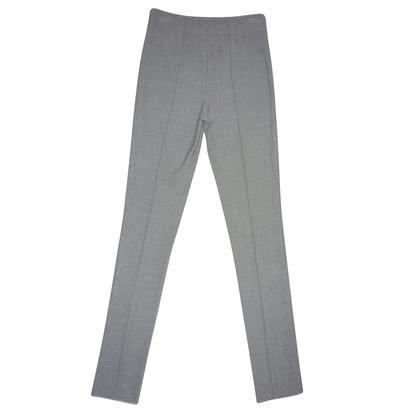 Missoni pantaloni di lana in grigio