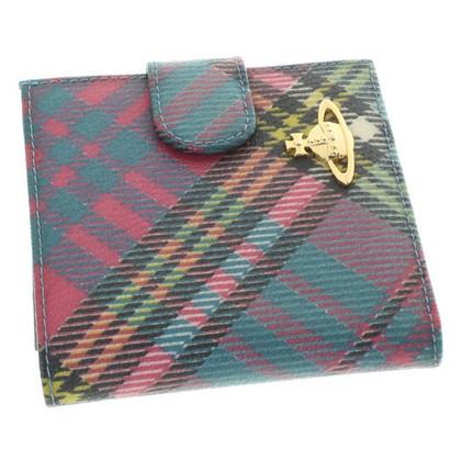 Vivienne Westwood Wallet with pattern