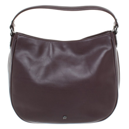 Navyboot Tasche in Bordeaux