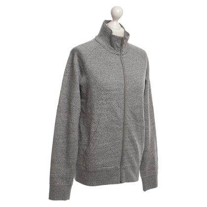 Hugo Boss Sweatshirt in Grau