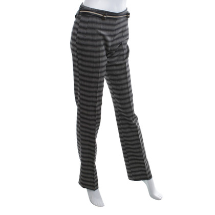 Versus trousers with belt