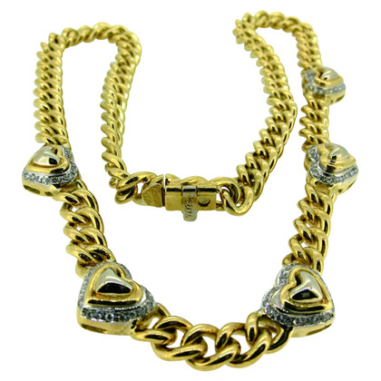 Other Designer Wempe - necklace with brilliants