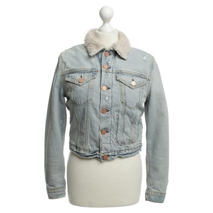 Acne Jeansjacke in Blau