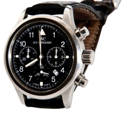 """Iwc """"Pilot Chronograph Quartz"""""""