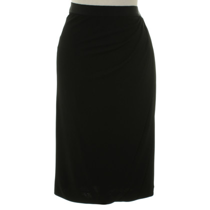 Giambattista Valli Pencil skirt in black