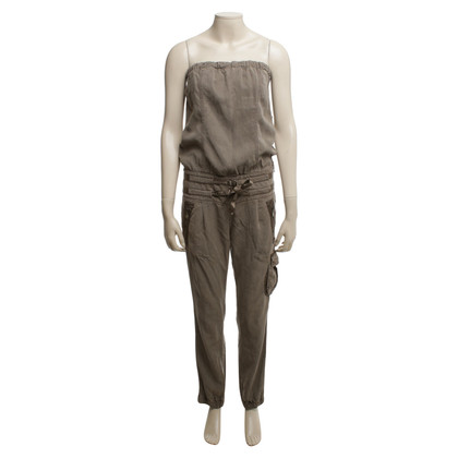 Patrizia Pepe Jumpsuit in Taupe
