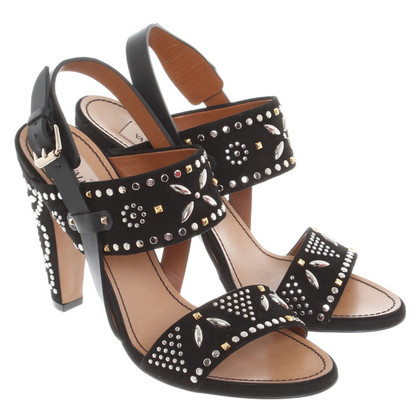 Valentino Sandals with studs trim