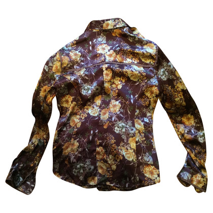 D&G silk blouse