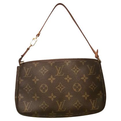 "Louis Vuitton ""Mini Pochette Accessories Monogram Canvas"""
