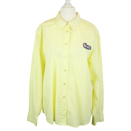 Moschino Love Moschino blouse yellow