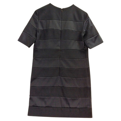 Victoria by Victoria Beckham paneled shift dress