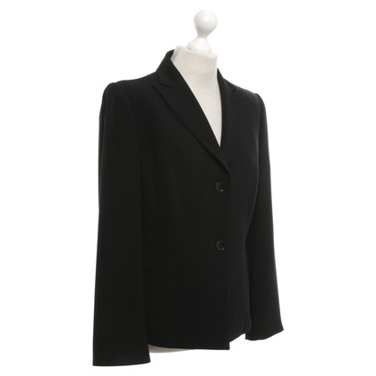 Barbara Schwarzer Blazer in Black