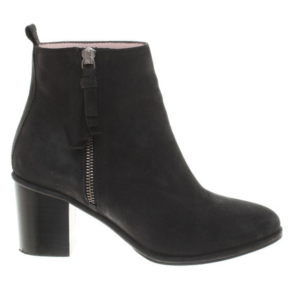 Opening Ceremony Ankle Boots in zwart