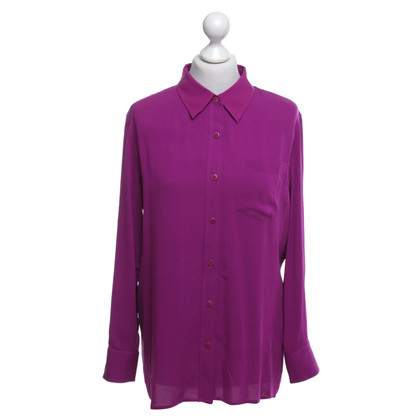 DKNY Blouse in fuchsia