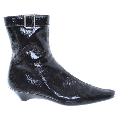 Prada Ankle boots patent leather
