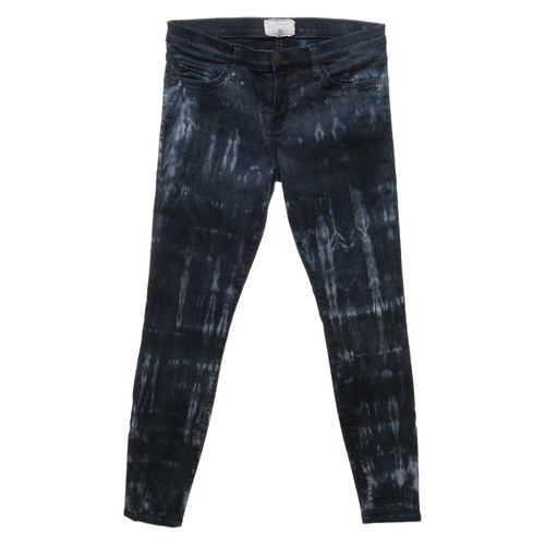 current elliott jeans mit batik muster - Batiken Muster