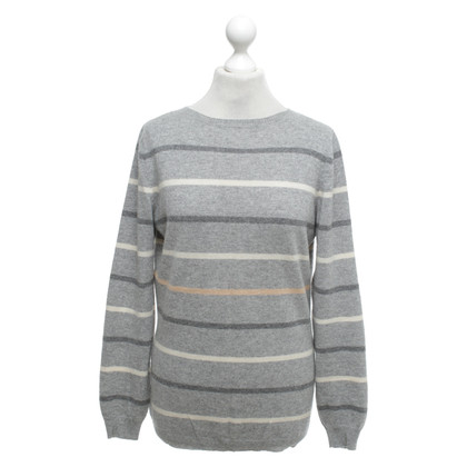 Brunello Cucinelli Sweater with striped pattern