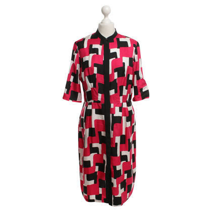 Hobbs Dress with pattern print