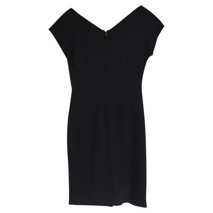Dolce & Gabbana Halflange zwarte jurk