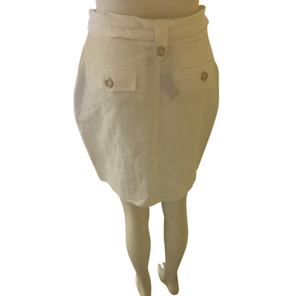 Max & Co Skirt Cotton White