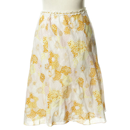 Miu Miu skirt with polka dots