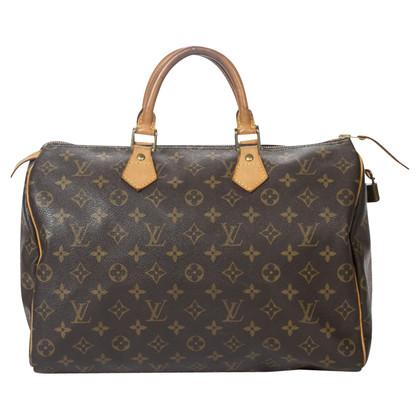 """Louis Vuitton """"Speedy 35 Monogram Canvas"""""""